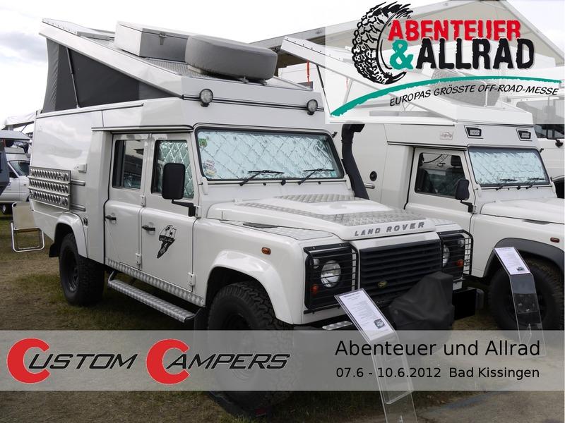 Abenteuer und Allrad Bad Kissingen 2012